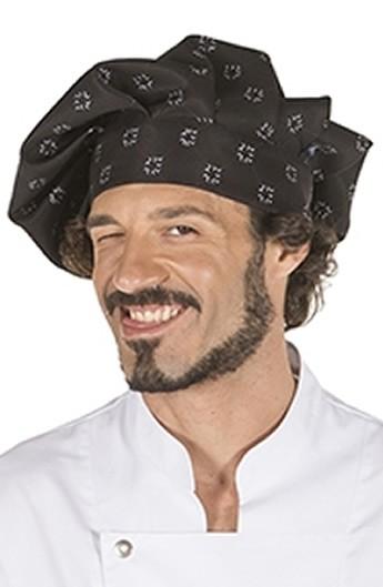 GORRO CHEF TAPIZ