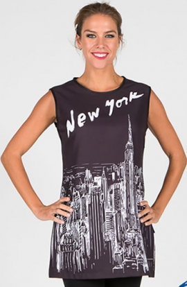 VESTIDO NEW YORK CITY