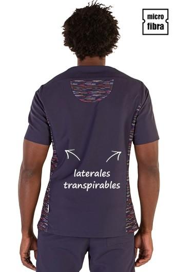 CASACA HOMBRE M/C LATERALES TRANSPIRABLES